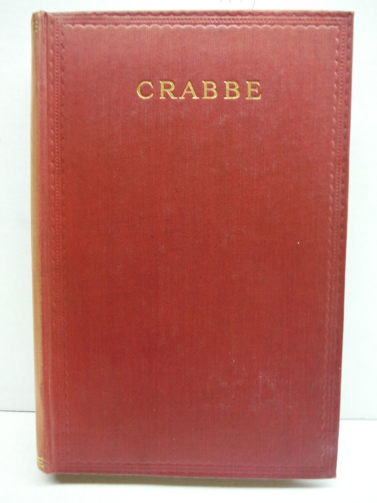 Image 0 of The Poetical Works of George Crabbe (Oxford Editor)
