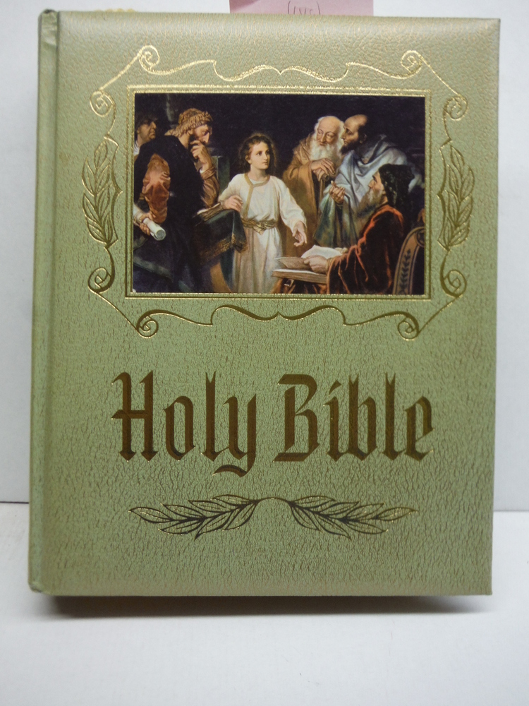 Holy Bible Master Reference Edition Authorized or King James Version New and Old