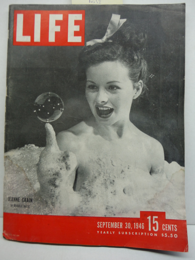Image 0 of Life Magazine, September 30, 1946