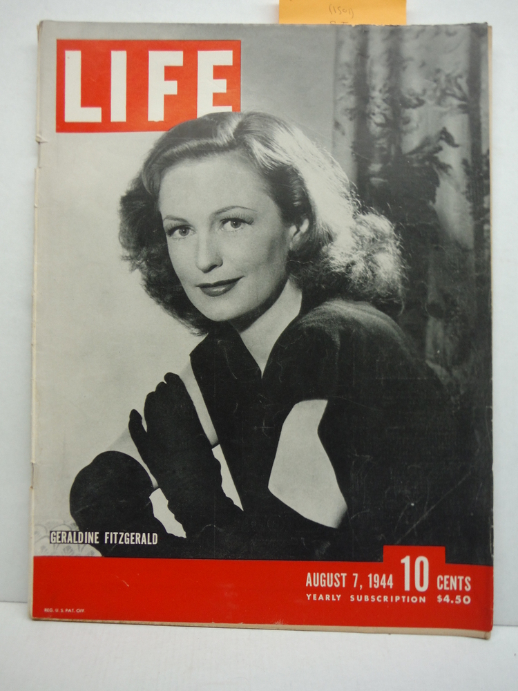 Image 0 of Life Magazine, August 7, 1944