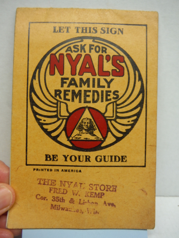 Image 1 of The Way to Get Well A Little Booklet Concerning Your Health - Nyal's Family Reme