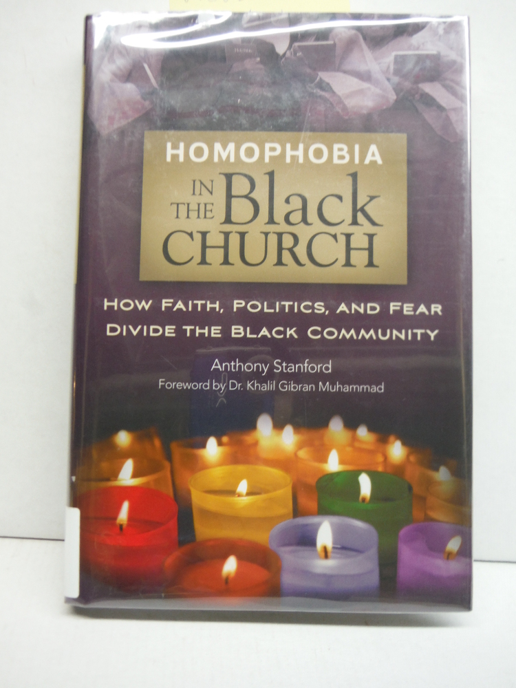 Homophobia in the Black Church: How Faith, Politics, and Fear Divide the Black C