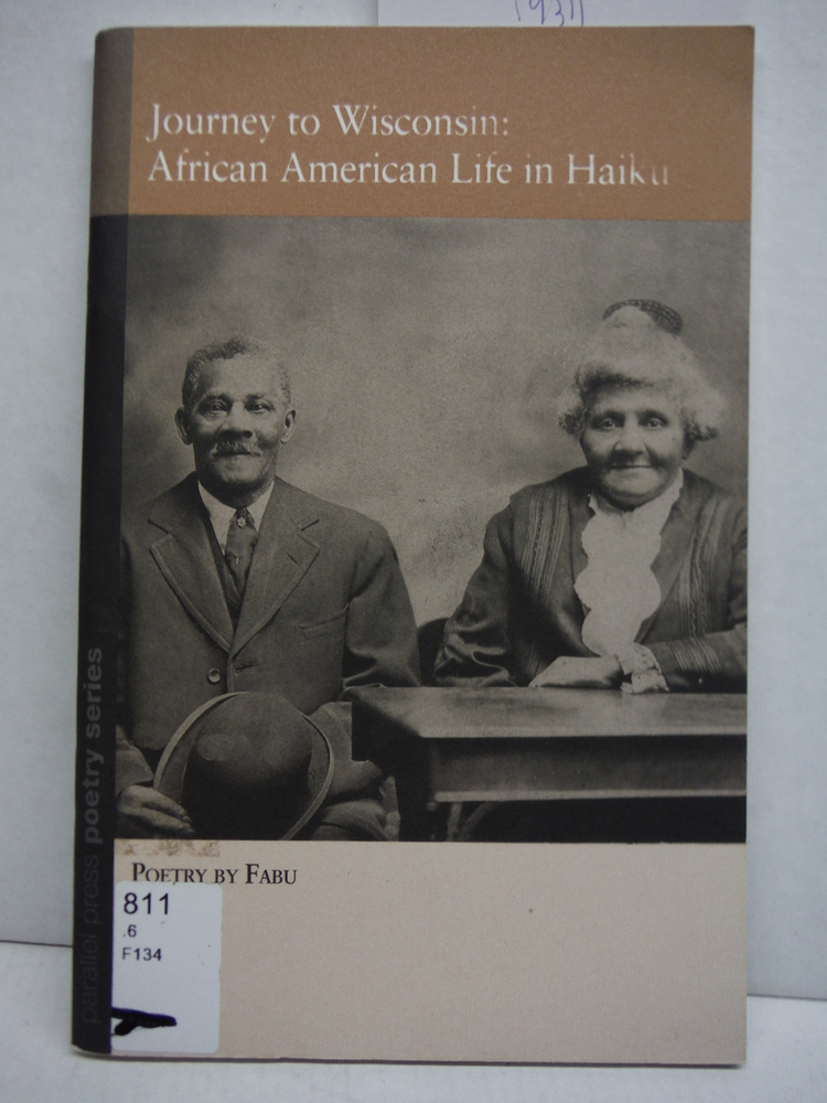 Journey to Wisconsin: African American Life in Haiku