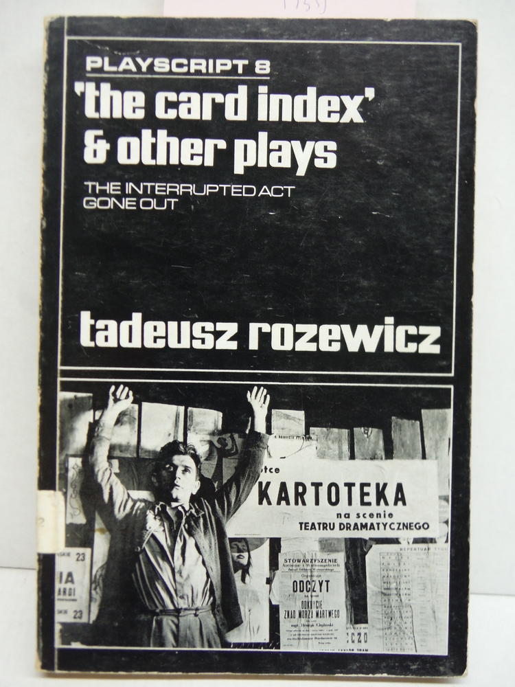 Card Index and Other Plays