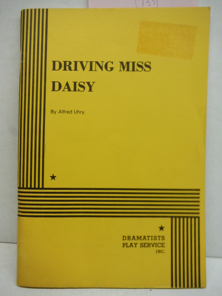Image 0 of Driving Miss Daisy