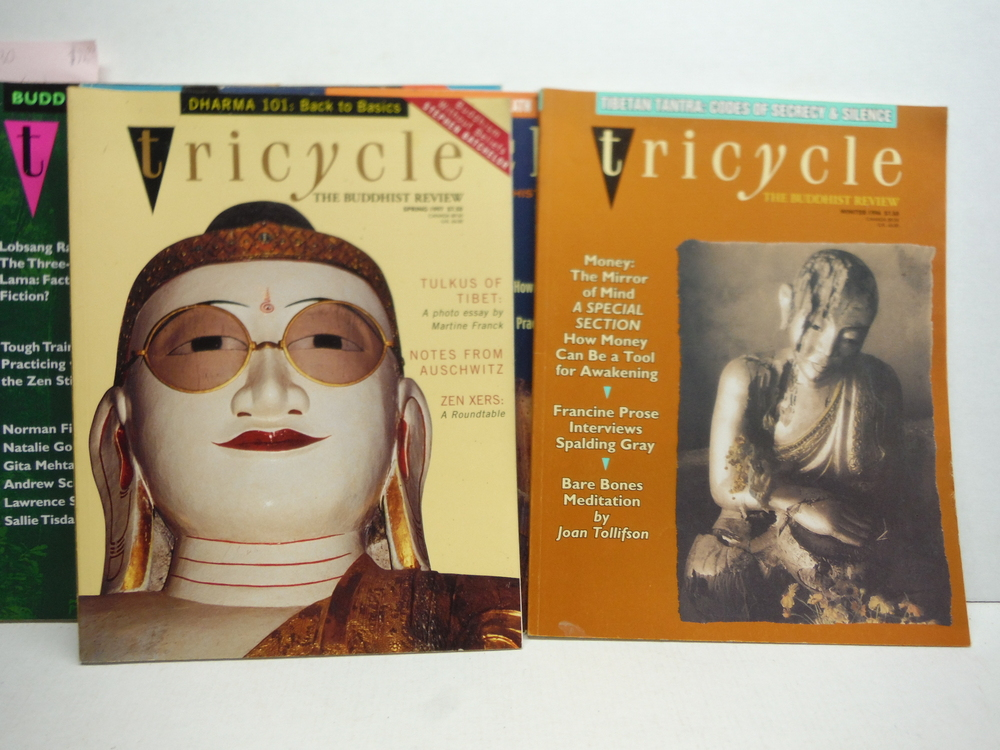 Image 3 of Tricycle The Buddhist Review - 12 Issues (1994-1999)
