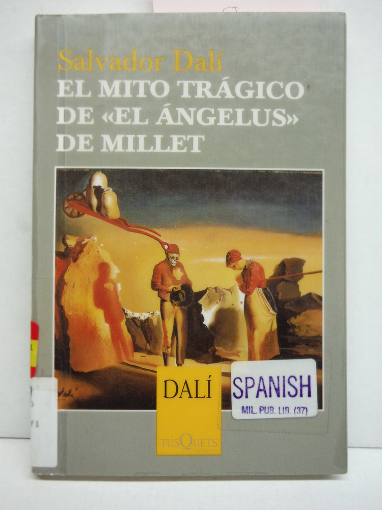El Mito Tragico De El Angelus De Millet / The Tragic Myth Of The Angelus By Mill