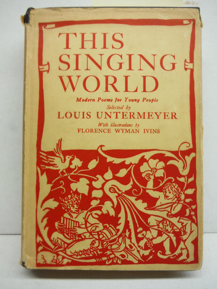 Image 0 of This Singing World: Modern Poems for Young People