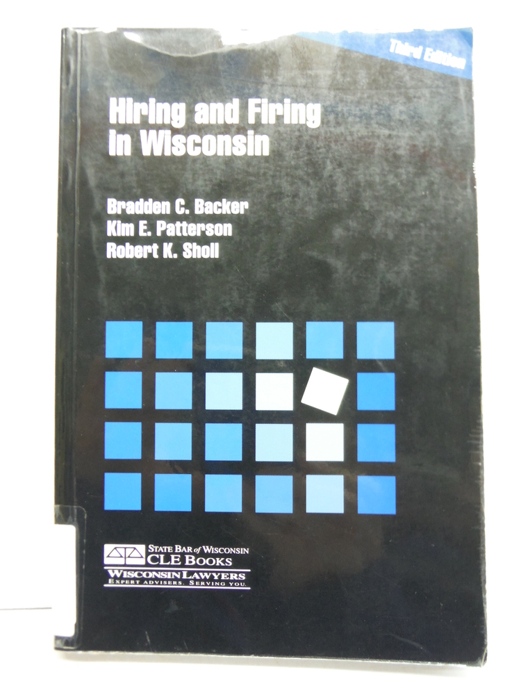 Hiring And Firing In Wisconsin