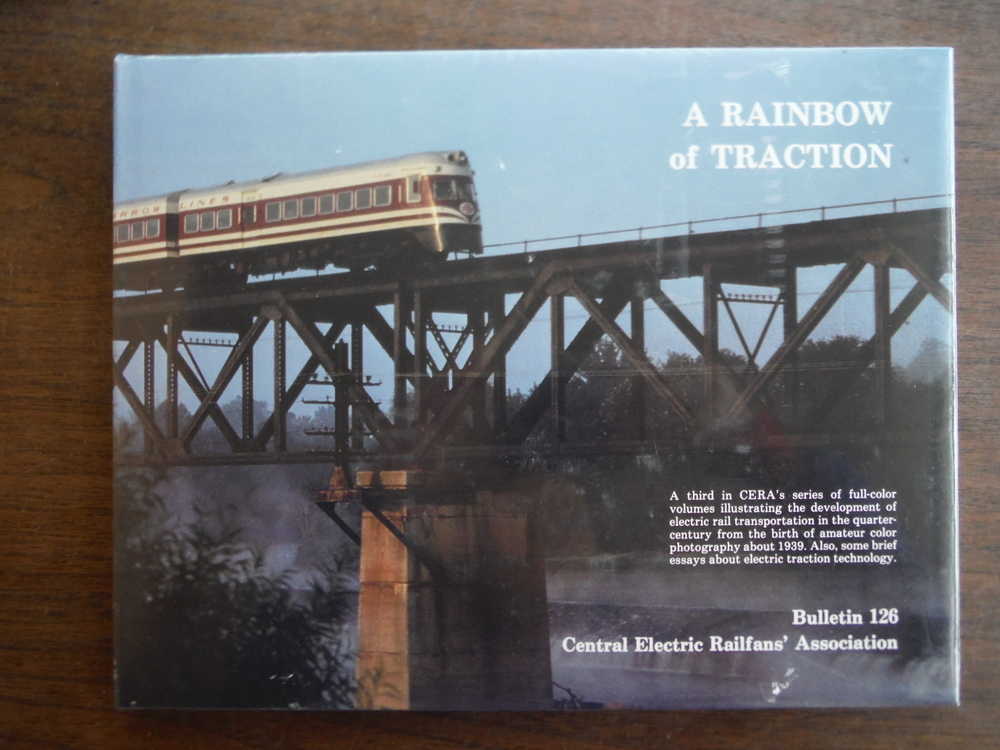 Image 0 of A RAINBOW OF TRACTION ( CERA Bulletin 126)