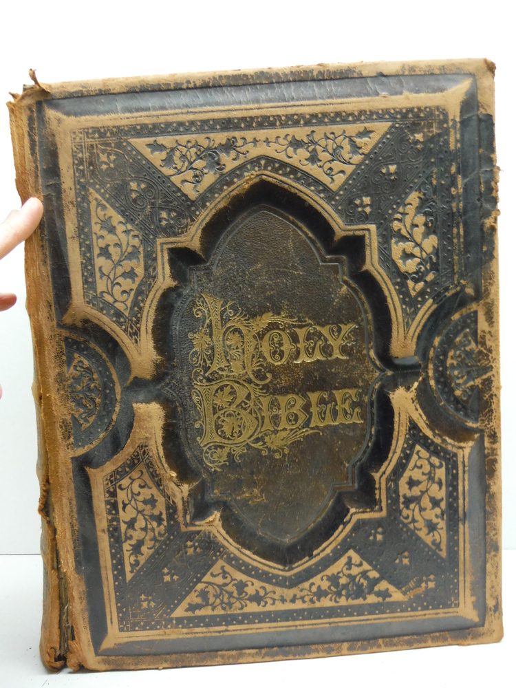 Image 0 of The Parallel Bible: The Holy Bible containing the Authorized and Revised Version
