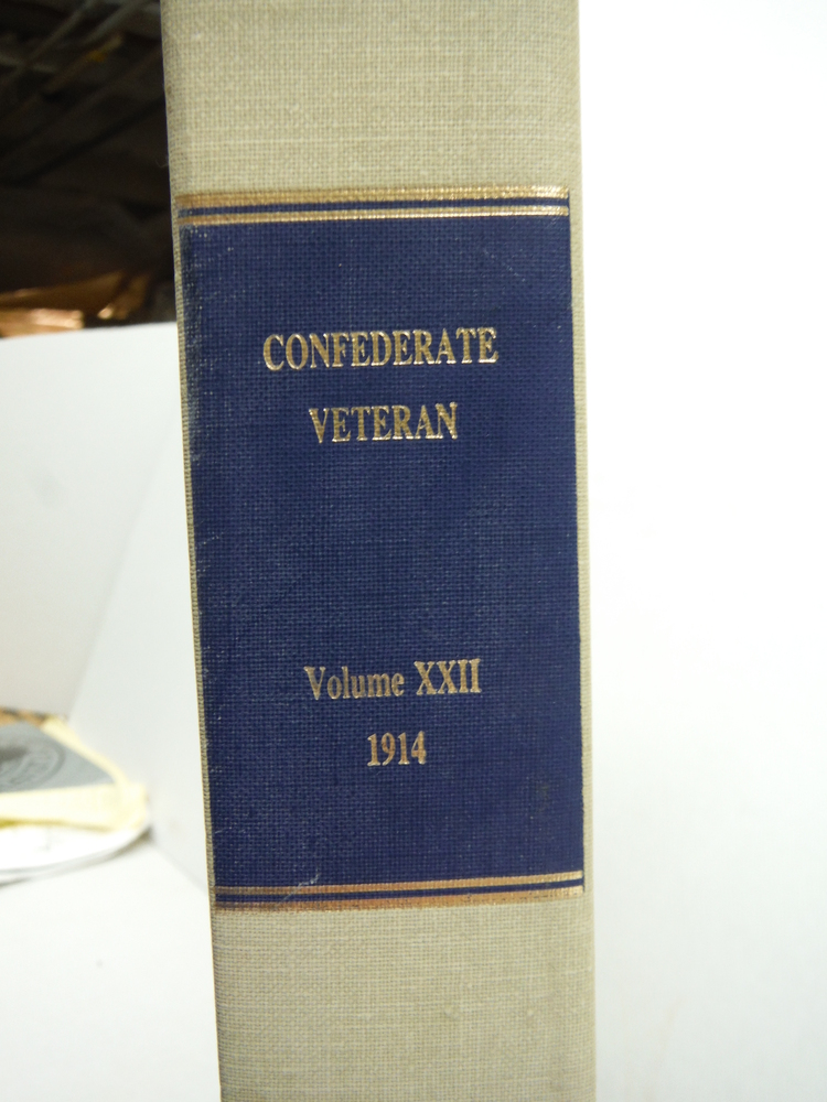 Image 2 of The Confederate Veteran Magazine 1914 (Volume XXII )