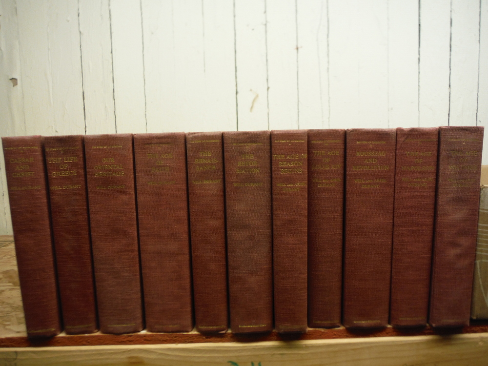 The Story of Civilization, 11-Vol. Set