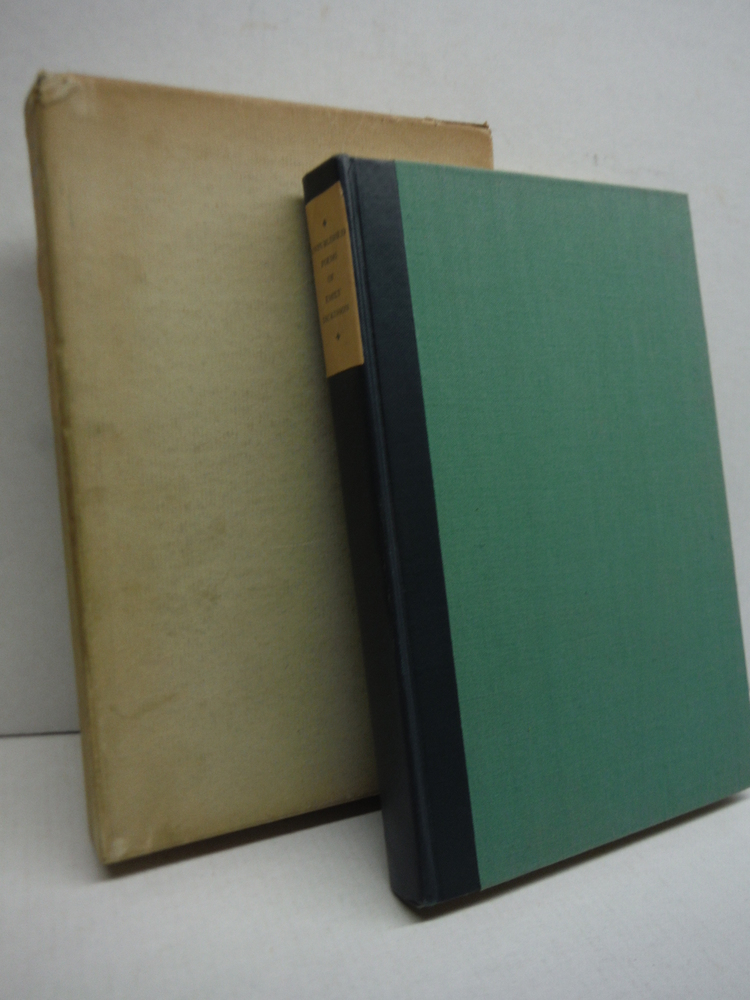 Image 0 of Unpublished Poems of Emily Dickinson (Limited First Edition)