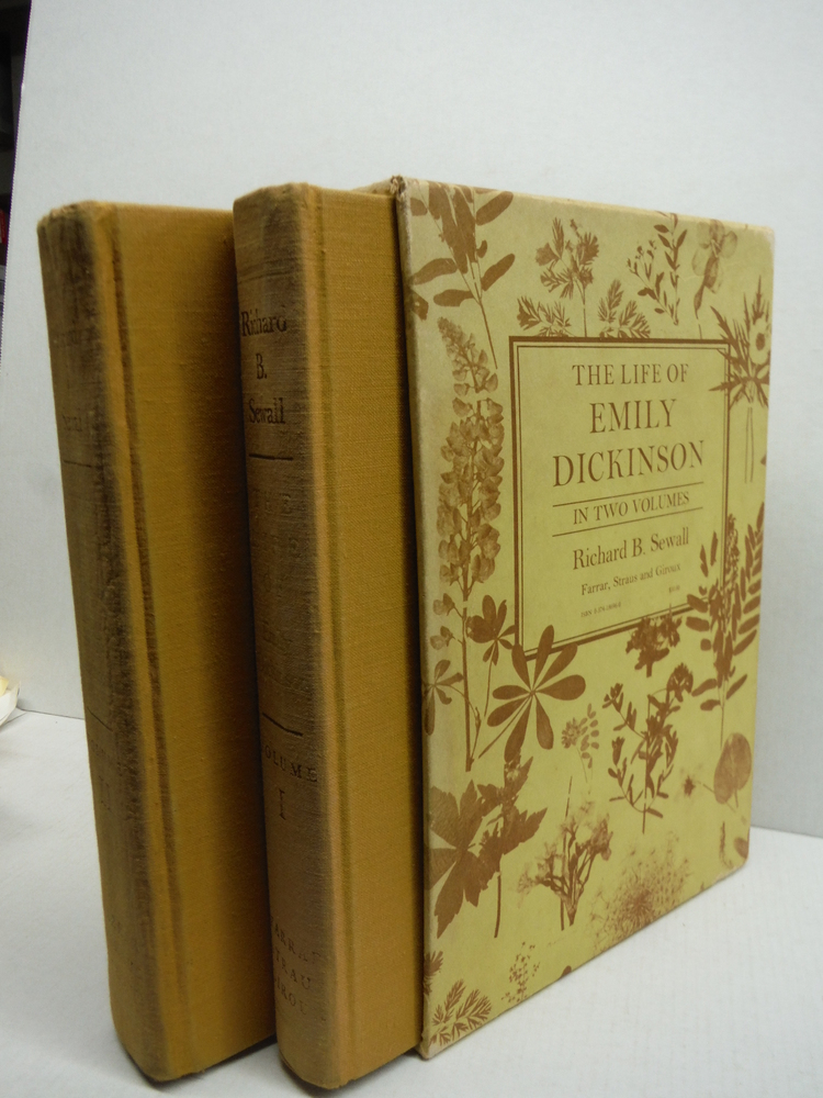 Life of Emily Dickinson. Two Volumes.