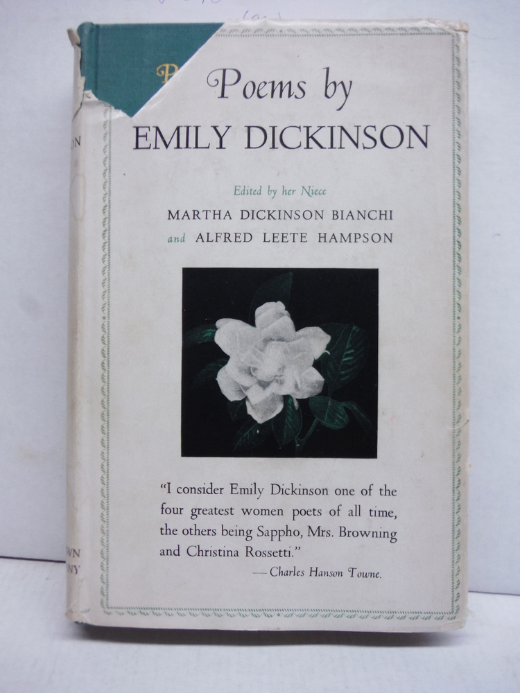 Image 0 of Poems by Emily Dickinson.