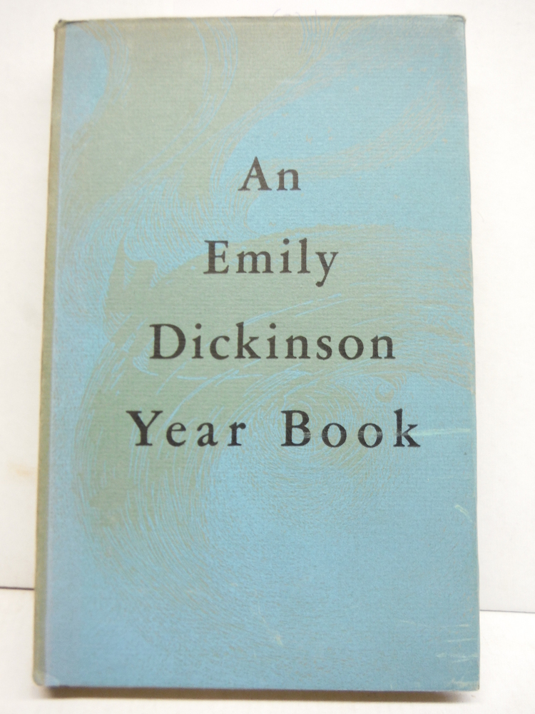 Image 0 of An Emily Dickinson Year Book