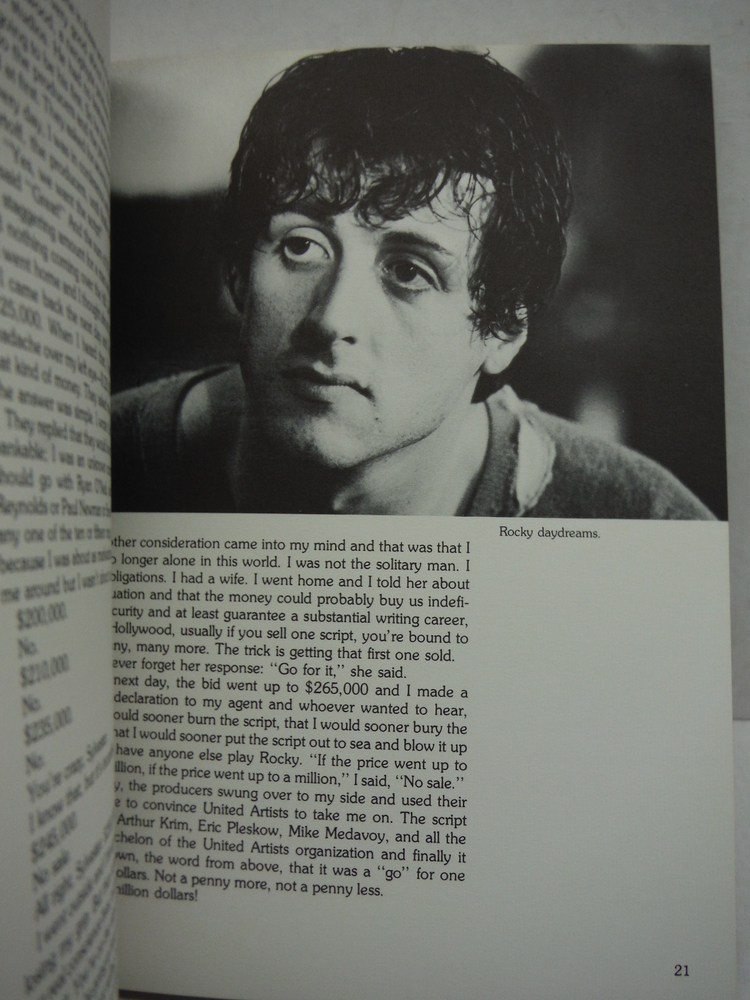 Image 1 of The Official Rocky Scrapbook