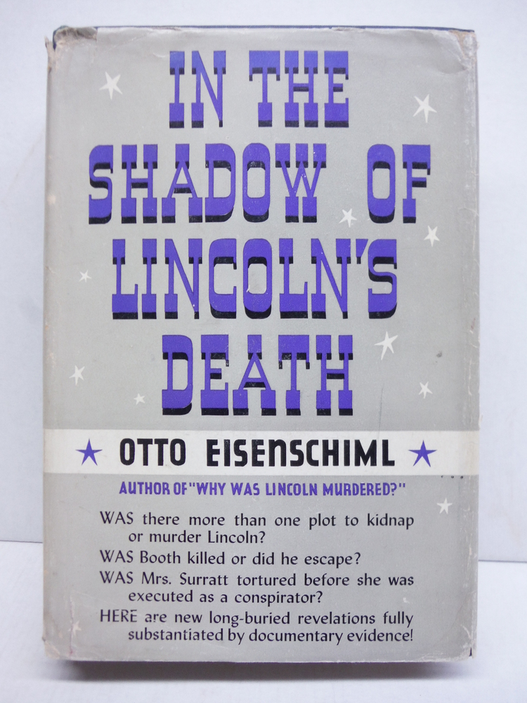 In the Shadow of Lincoln's death,