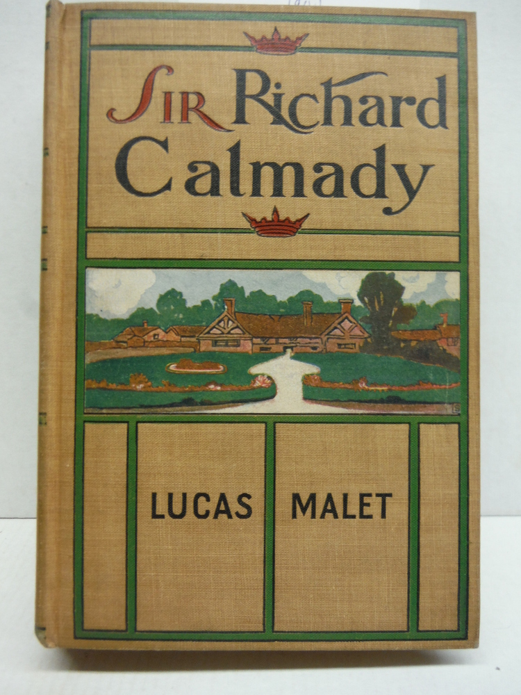 Image 0 of The History of Sir Richard Calmady A Romance