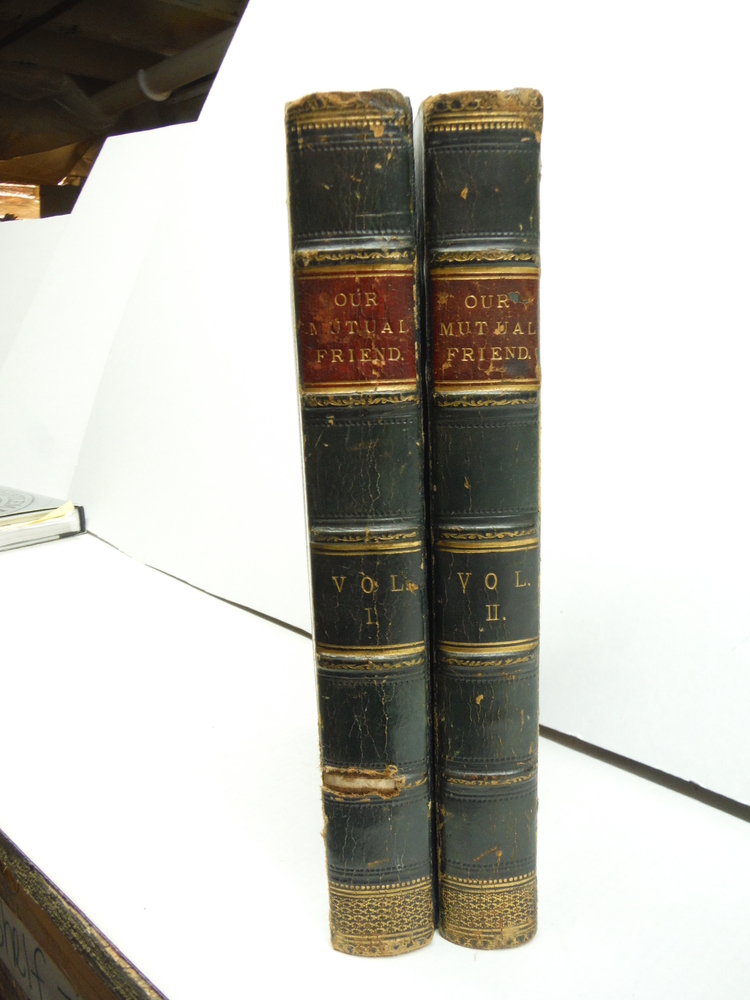 Image 1 of Our Mutual Friend - 2 Vols. (First Edition)
