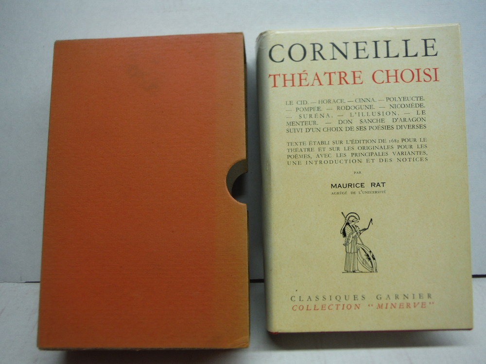 Image 0 of Theatre Choisi de Corneille