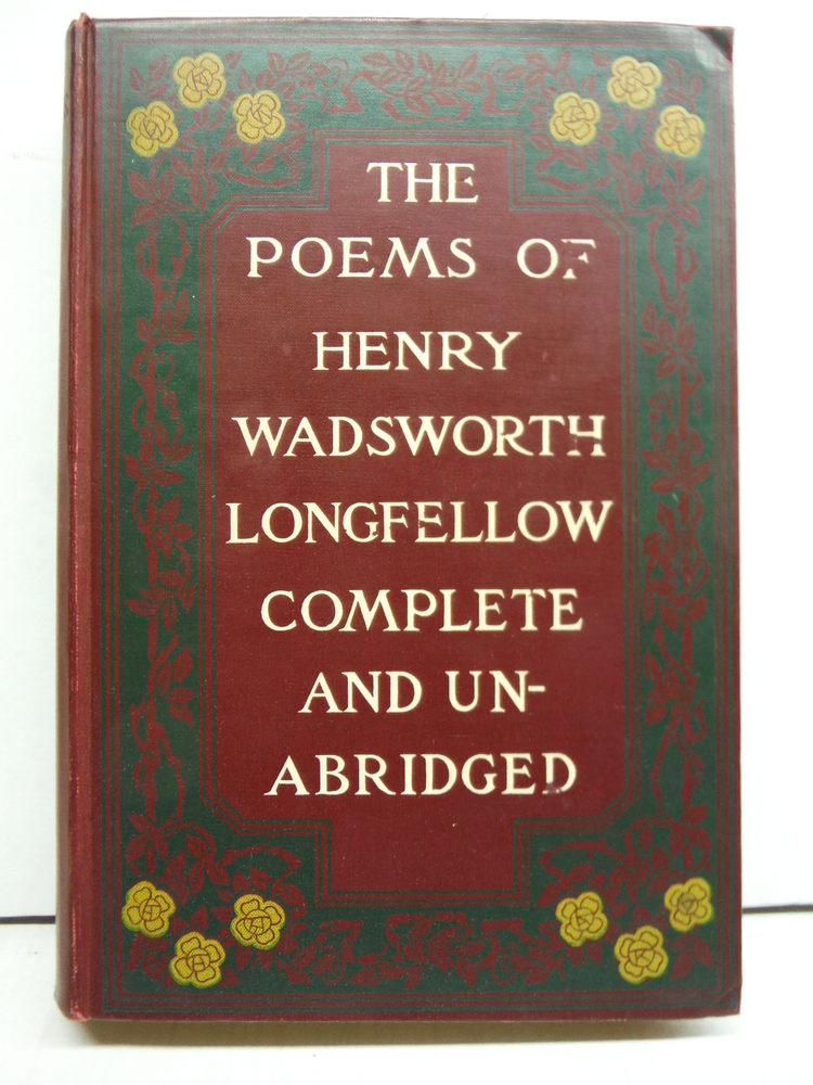 Image 0 of The Complete Poetical Works of Henry Wadsworth Longfellow Ilustrated