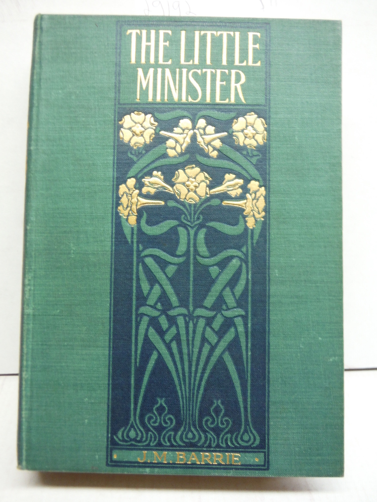 Image 0 of THE LITTLE MINISTER Green Room Edition