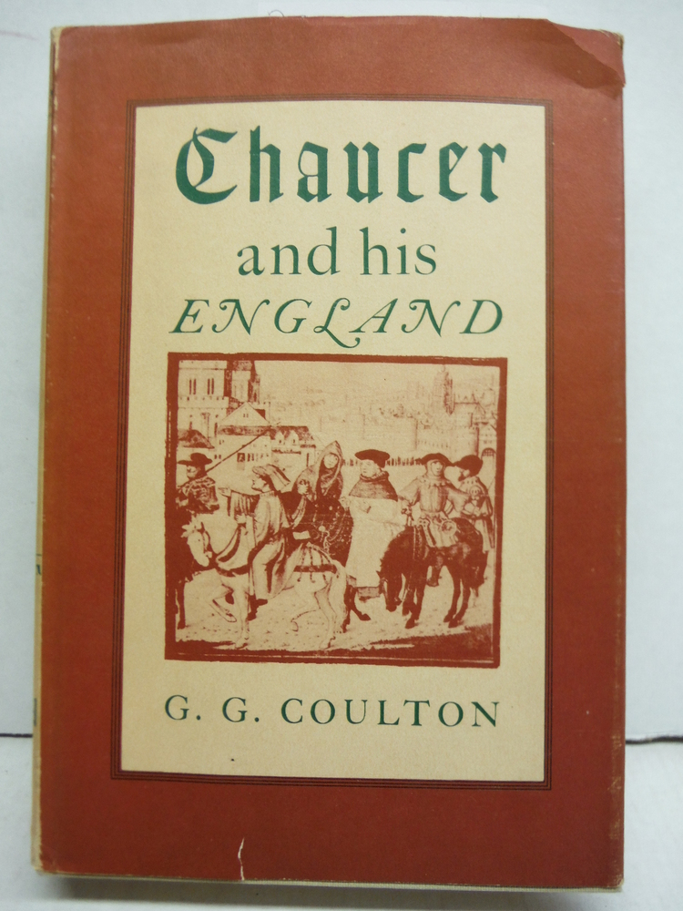 Image 0 of Chaucer and his England