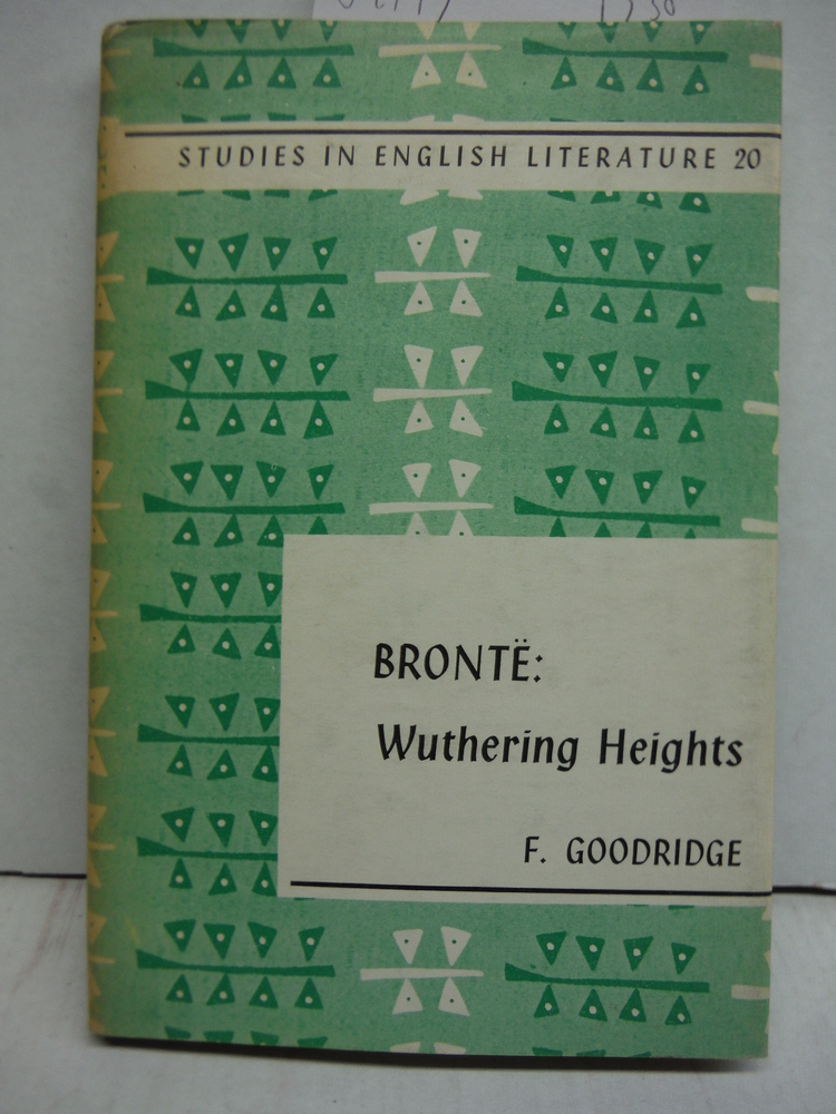 Emily Bronte; Wuthering Heights