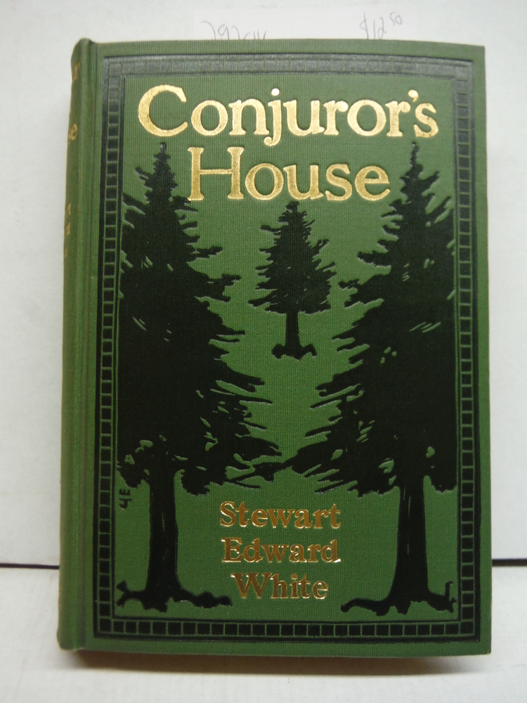 Image 0 of Conjuror's House A Romance of the Free Forest