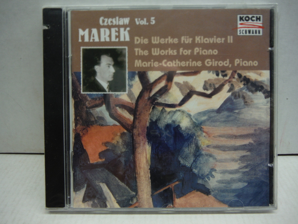 Marek: The Works for Piano, Vol. 5