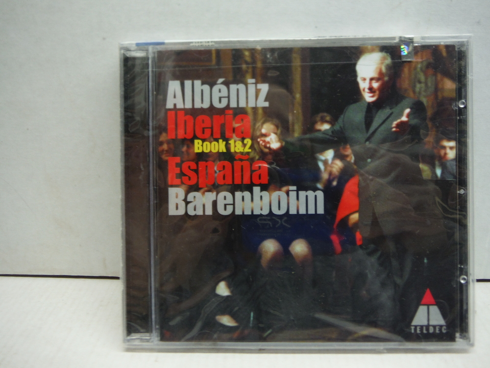 Albeniz: Iberia Book 1 &2 - Espana / Barenboim