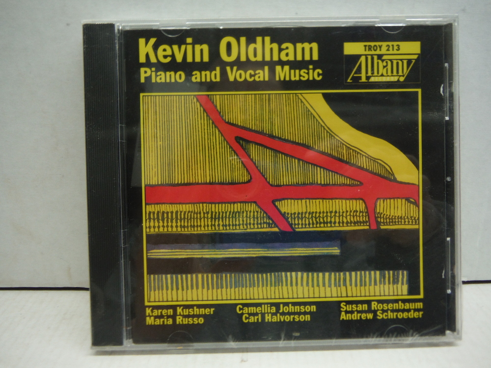 Kevin Oldham: Piano and Vocal Music