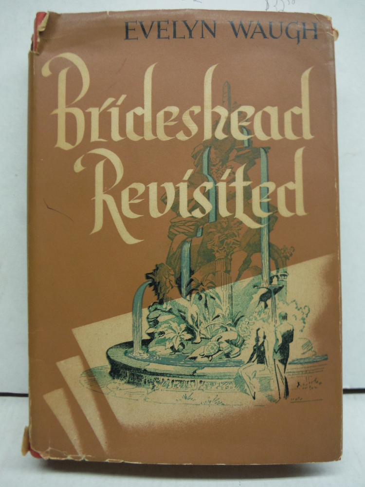 Image 0 of Brideshead Revisited -The Sacred and Profane Memories of Captain Charles Ryd