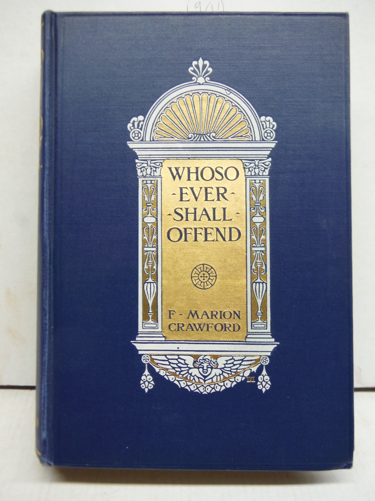 Whosoever Shall Offend