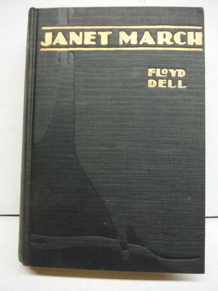Janet March. A Novel