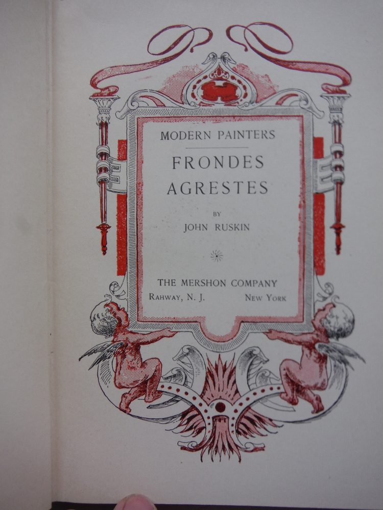 Image 1 of Frondes Agrestes