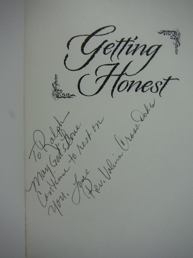 Image 1 of Getting Honest: A Memoir of a Spiritual Journey