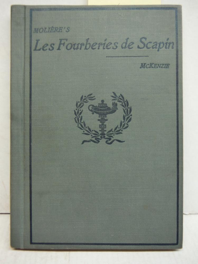 Moliere's Les Fourberies de Scapin