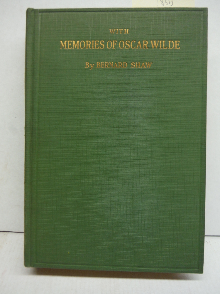 Oscar Wilde; His Life and Confessions. Volume II