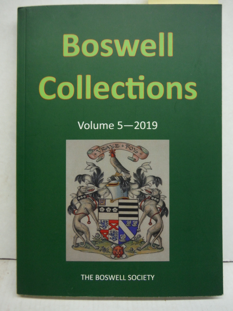Boswell Collections Volume 5 - 2019