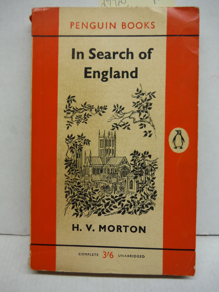 In Search of England (Penguin)