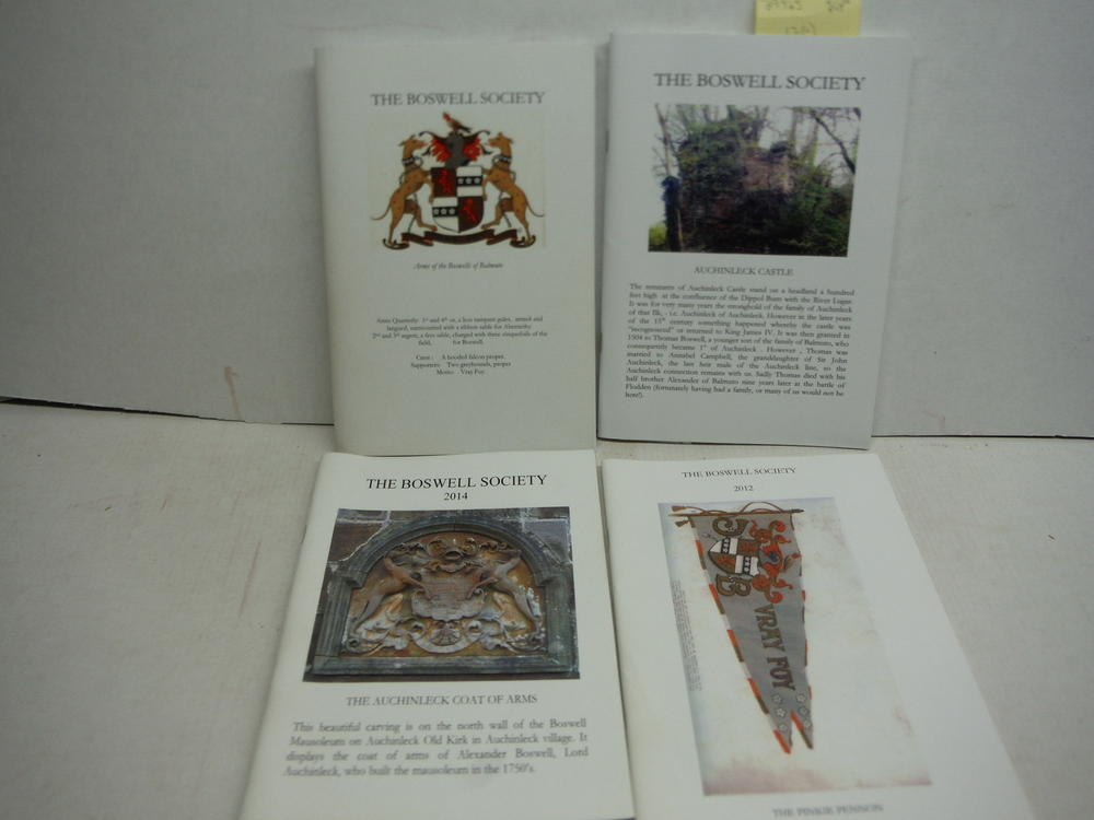 The Boswell Society (4 Issues))