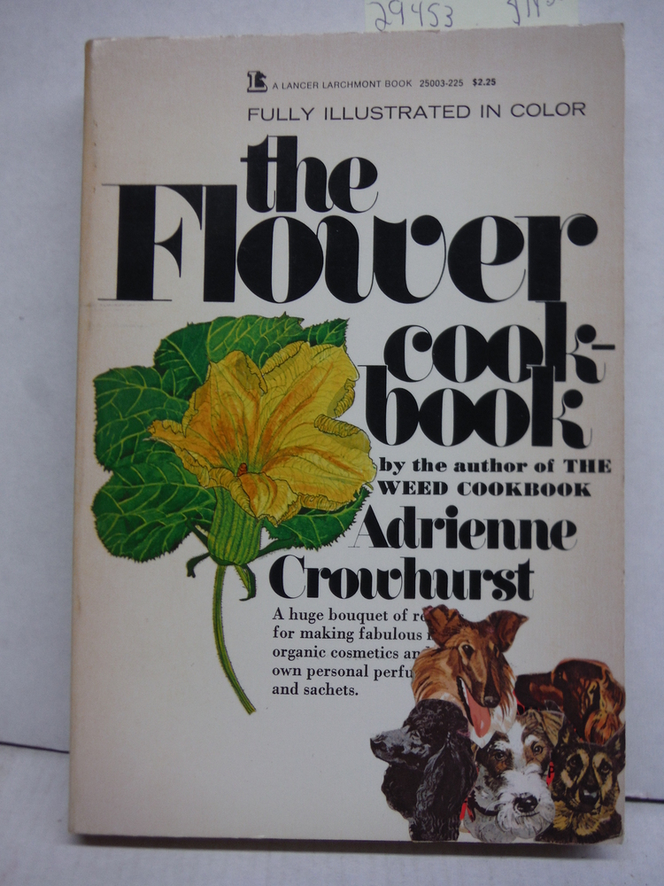 The Flower Cookbook. -