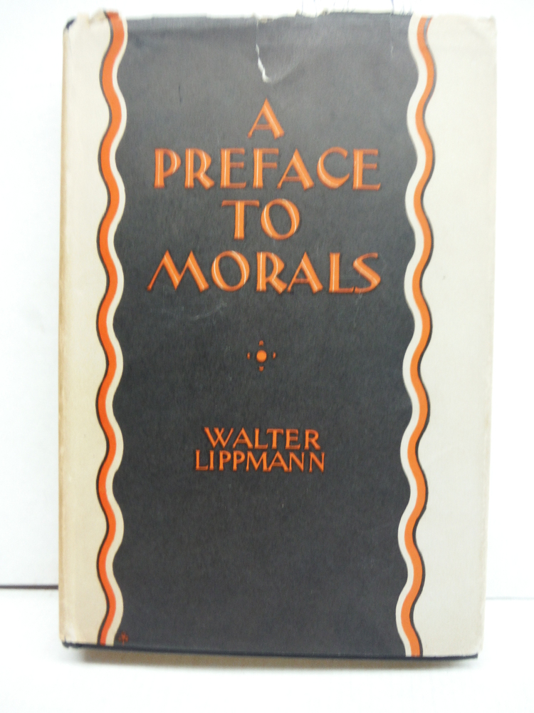 Image 0 of A Preface to Morals
