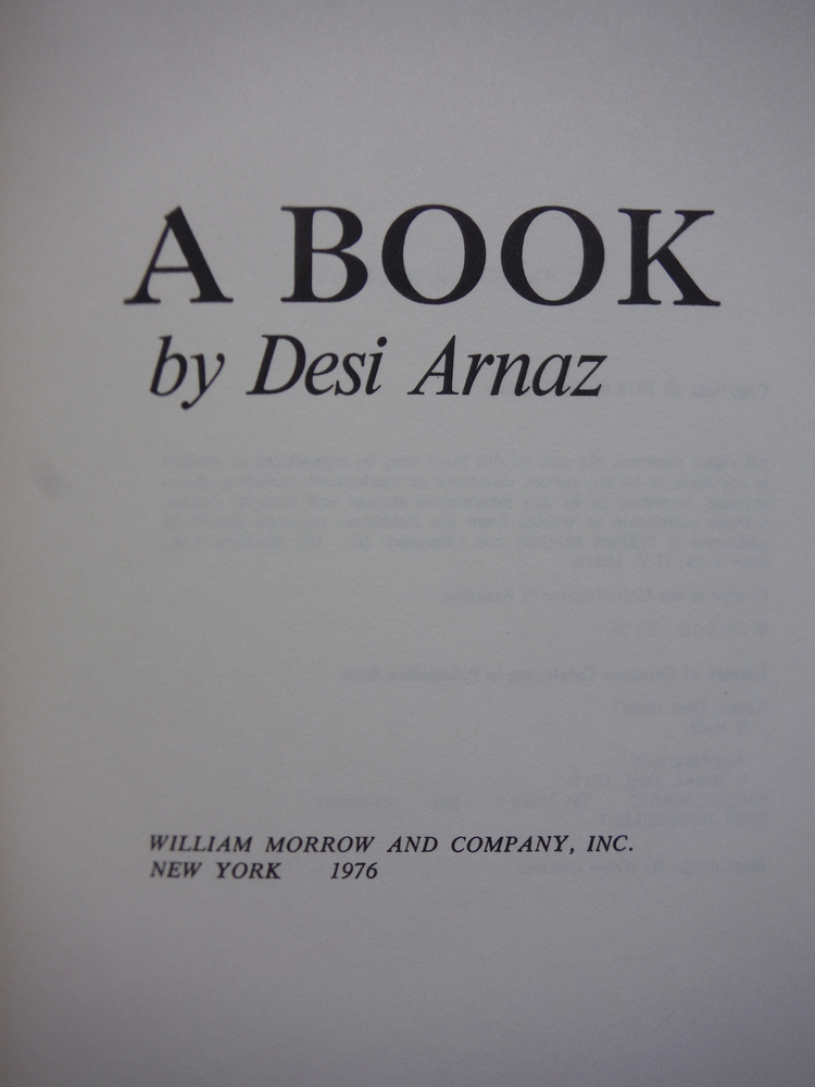 Image 1 of A Book