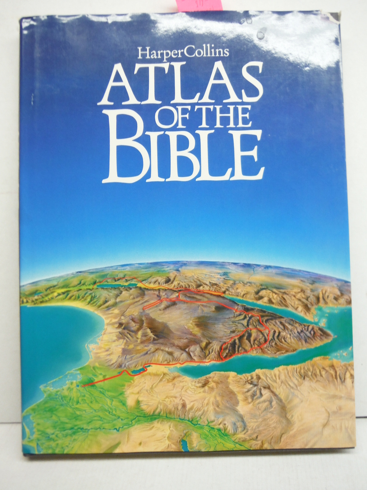 Harper Collins Atlas of the Bible