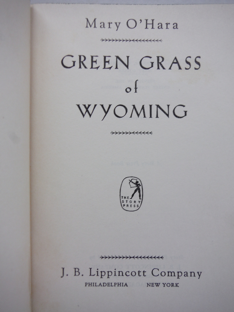 Image 1 of Green Grass of Wyoming