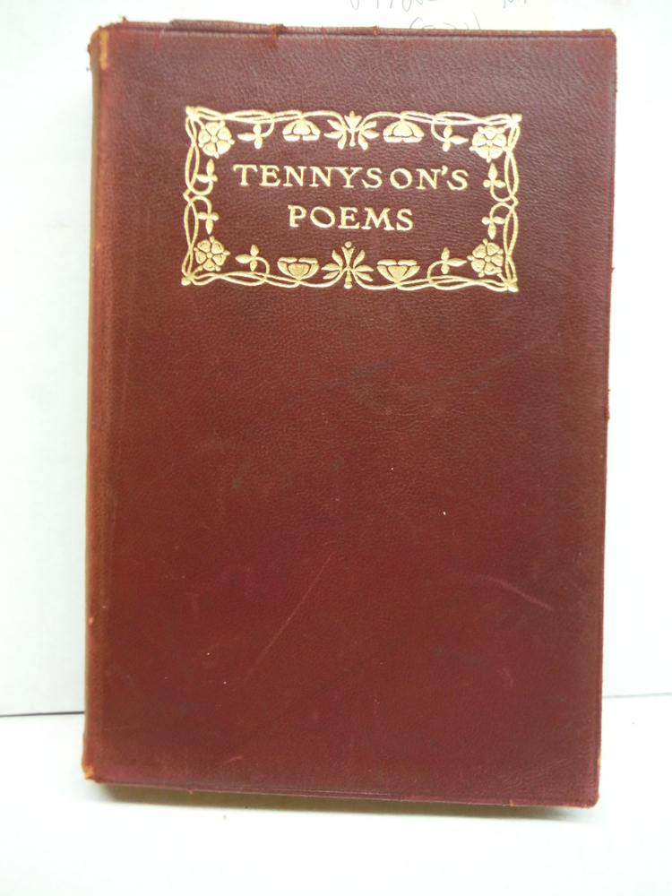 Image 0 of The Poems of Alfred Lord Tennyson